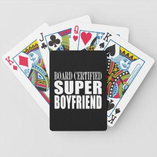 Birthdays Parties Board Certified Super Boyfriend Bicycle Card Deck