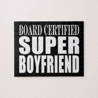 Birthdays Parties Board Certified Super Boyfriend Jigsaw Puzzles