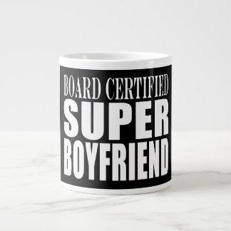 Birthdays Parties Board Certified Super Boyfriend Jumbo Mugs