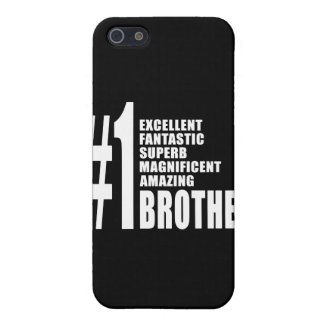 Birthdays Parties Christmas : Number One Brother Case For iPhone SE/5/5s