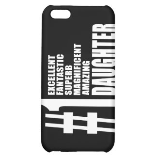 Birthdays Parties Christmas : Number One Daughter iPhone 5C Cover