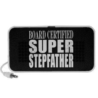 Birthdays Parties Christmas : Super Stepfather Laptop Speaker