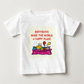 birthdays tee shirts