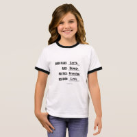BIRTHPLACE EARTH CHILDREN'S T-SHIRT