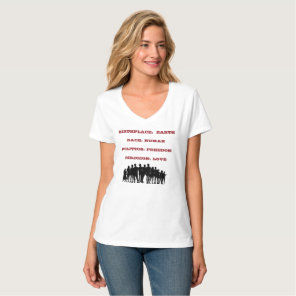 Birthplace:  Earth T-Shirt