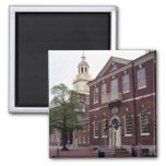 Birthplace of America, Independence Square, Philad Magnets