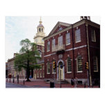 Birthplace of America, Independence Square, Philad Post Cards