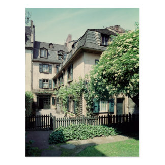 Birthplace of Ludwig van Beethoven Postcard