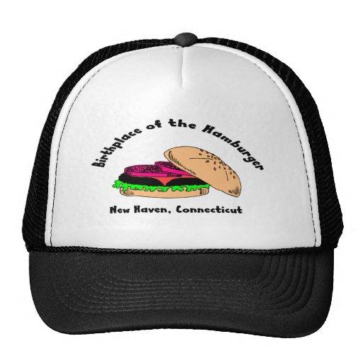 Birthplace of the Hamburger Hats