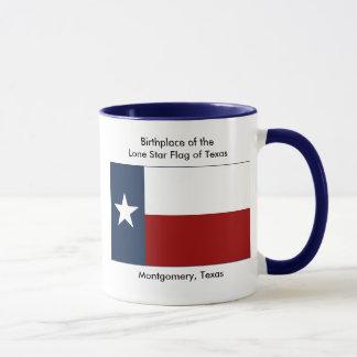 Birthplace of the Lone Star Flag of Texas Mug