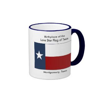 Birthplace of the Lone Star Flag of Texas Coffee Mug