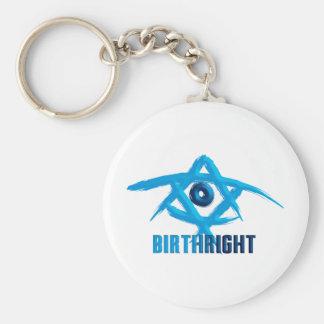 Birthright Keychain