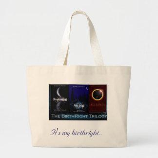 Birthright Trilogy Bag