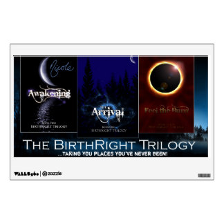 Birthright Trilogy Wall Decal