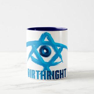 Birthright Two-Tone Coffee Mug