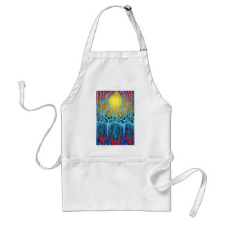 Births Of Day Adult Apron