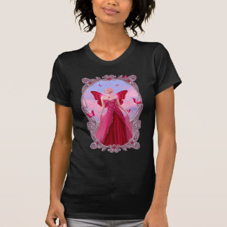 Birthstones Ruby Fairy T Shirt Tee Shirt