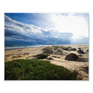 Birubi Beach, Photo Print