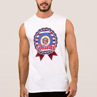 Biscay, MN Sleeveless T-shirt
