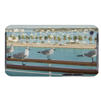 Biscayne Bay seen from cruise ship's deck iPod Touch Case-Mate Case