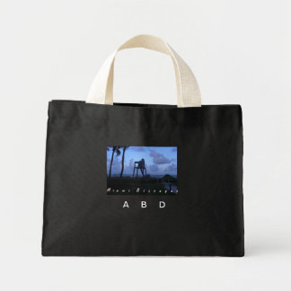Biscayne Miami ABD Mini Tote Bag