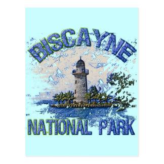 Biscayne National Park Postcard