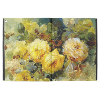 Bischoff - Roses (yellow) iPad Pro Case