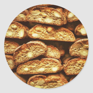 Biscotti di Prato Classic Round Sticker