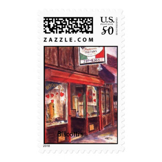 Biscotti's Postage