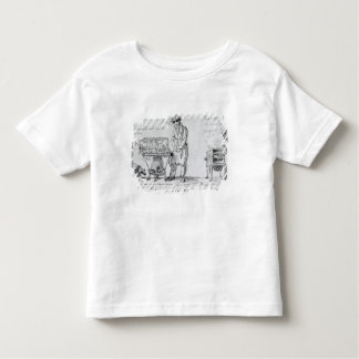Biscuit and Gingerbread stalls at Charing Toddler T-shirt