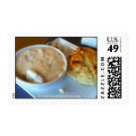 Biscuit and Gravy Stamp