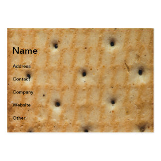 Biscuit Business Card Templates