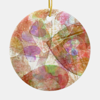 Biscuit Ceramic Ornament