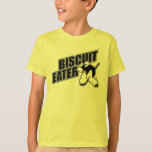 Biscuit Eater (Hockey Goalie) T-Shirt
