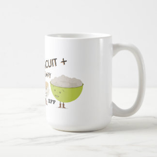 Biscuit & Gravy Best Friends Forever Funny Mug