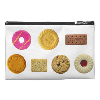 Biscuit Selection Travel Accessory Bags