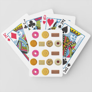 Biscuit Selection Bicycle Playing Cards