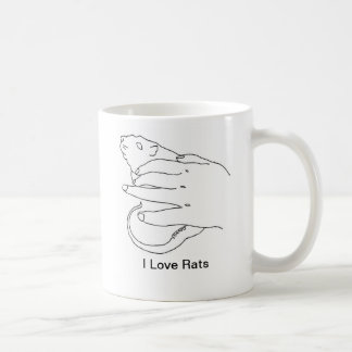 Biscuit The Rat's Tail Mug