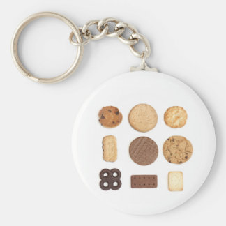 biscuits keychain