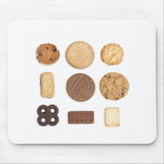 biscuits mouse pad
