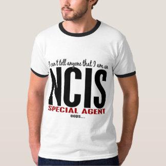 Biselo digo a cualquier persona el agente de NCIS Playera