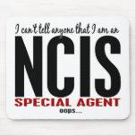 Biselo digo a cualquier persona el agente de NCIS Alfombrilla De Raton