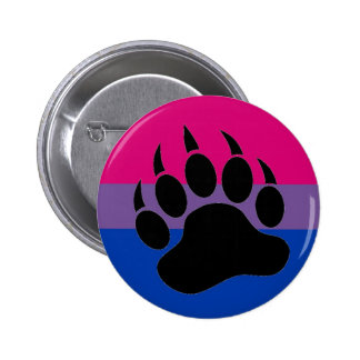 Bisexual Bear Pride Button