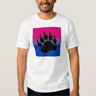 Bisexual Bear Pride Tee Shirt