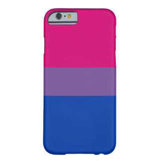 Bisexual Bi Pride Flag Barely There iPhone 6 Case