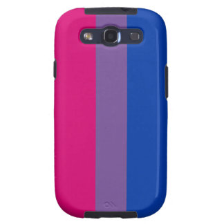 Bisexual flag Android case Galaxy S3 Covers