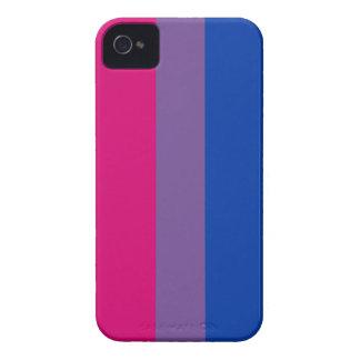 Bisexual flag Blackberry Bold case