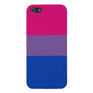 Bisexual flag case for iPhone SE/5/5s