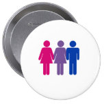 Bisexual Girl Pins