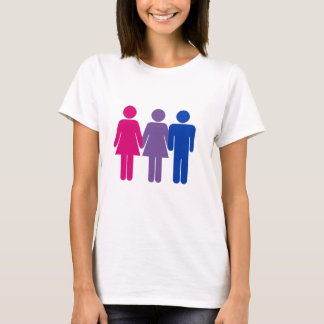 Bisexual Girl T-Shirt